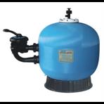 """Фильтр песочный для частных бассейнов Jazzi S-Series (с боковым вентилем) д.400 мм, 1 1/2"""""""