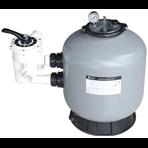 Фильтр песочный для частных бассейнов Emaux с боковым вентилем S 1000, д.1000 мм (Opus)