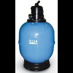 Фильтр песочный для частных бассейнов IML Lisboa с верхним вентилем д.350 мм