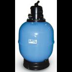 Фильтр песочный для частных бассейнов IML Lisboa с верхним вентилем д.600 мм
