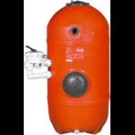 Фильтр песочный для общественных бассейнов Kripsol San Sebastian с боковым вентилем д.760 мм