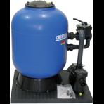 """Фильтровальная установка Behncke Cristall 400 мм, бок. подсоед. 1 1/2"""", 6 куб.м/ч"""