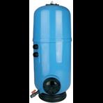 Фильтр песочный для частных бассейнов IML Nilo без бокового вентиля д.1200 мм