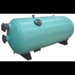 Фильтр песочный для общественных бассейнов IML Horizontal 20 м3/ч/м2 D=1050 мм, длина 1.9 М, DN75 34 м3/ч