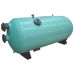 Фильтр песочный для общественных бассейнов IML Horizontal 20 м3/ч/м2 D=1050 мм, длина 2.5 М, DN110 46 м3/ч