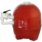 """Фильтр песочный для частных бассейнов Kripsol Balear боковое подсоединение д.900 мм, 2"""" - 63 мм (с вентилем)"""