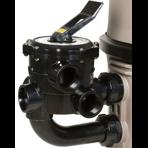 """Многоходовой вентиль 6-ти позиционный Hayward SP0715XR50E (2"""" боковой, к диатомит)"""
