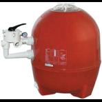 """Фильтр песочный для частных бассейнов Kripsol Balear боковое подсоединение д.640 мм, 1 1/2"""" (без вентиля)"""