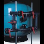 Фильтр песочный для общественных бассейнов Astral Europe 20 м3/ч/м2 д. 2000, 110 мм, 1 м