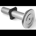 """Водозабор универсальный Акватехника д. 165 мм,  2"""" внутр., 300 мм, антивихревой"""