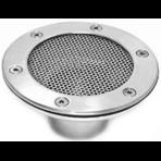 """Водозабор под плитку из нерж. стали Акватехника д. 160 мм,  2"""" внутр."""