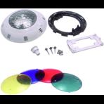 Прожектор универсальный с оправой из ABS-пластика 100 Вт Pool King PKSP, кабель 3,4 м