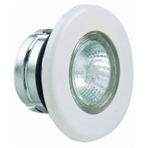 Прожектор под плитку с оправой из ABS-пластика 50 Вт Astral Mini 12В из латуни