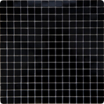 Стеклянная мозаичная смесь ORRO mosaic CLASSIC BLACK FINISH