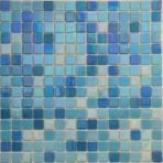 Стеклянная мозаичная смесь ORRO mosaic CLASSIC PARAD BLUE
