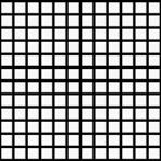 Мозаика стеклянная однотонная JNJ Picasso 10x10 мм A 01