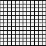 Мозаика стеклянная однотонная JNJ Picasso 10x10 мм A 02