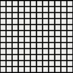 Мозаика стеклянная однотонная JNJ Picasso 10x10 мм A 03