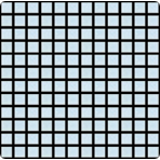 Мозаика стеклянная однотонная JNJ Picasso 10x10 мм A 04