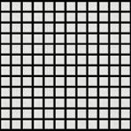 Мозаика стеклянная однотонная JNJ Picasso 10x10 мм A 05