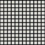 Мозаика стеклянная однотонная JNJ Picasso 10x10 мм A 06