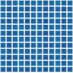Мозаика стеклянная однотонная JNJ Picasso 10x10 мм A 16