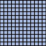 Мозаика стеклянная однотонная JNJ Picasso 10x10 мм A 17