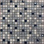 Стеклянная мозаичная смесь Bonaparte Dreams Blue