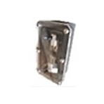Сменный блок электродов меди/серебра Combi, в корпусе (4/3 пластины)