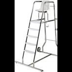 Основание для кресла с колесами (нерж.сталь AISI-304)